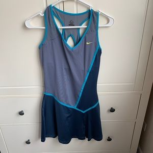 Nike dry fit tennis dress